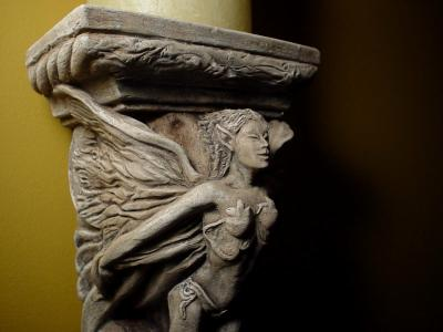 """""""Faery Sconce"""" Detail1"""
