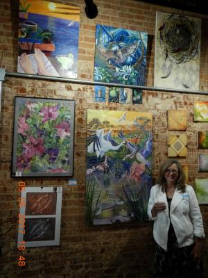 Illusion/Allusion Exhibition, Ten20 Gallery, Plano, TX