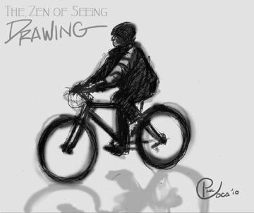 The Zen of Seeing a Bicyclist