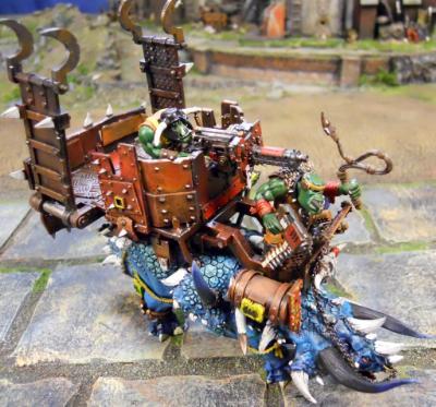 Feral Ork Trukk