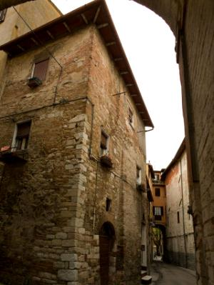Medieval corner