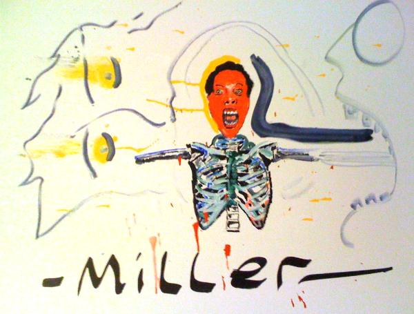 Tom Miller's 'The Scream'