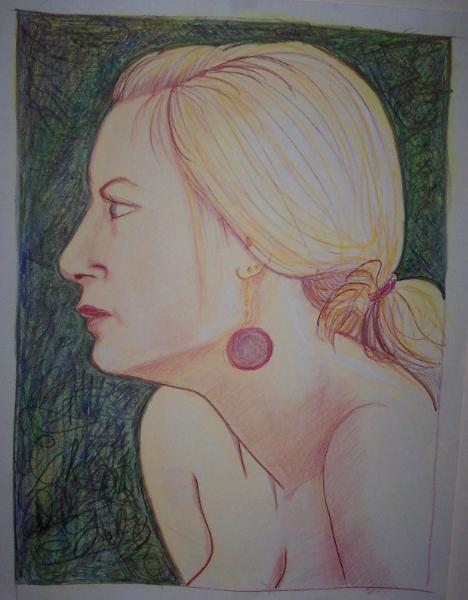 Portrait of Femia