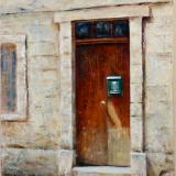 Door with the Green Mailbox - SOLD