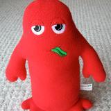 Plush Carmine Red 2