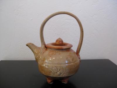 Shino Tea Pot