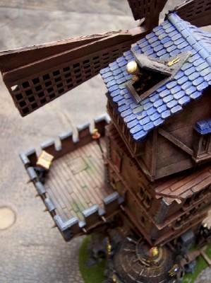 Windmill Deck