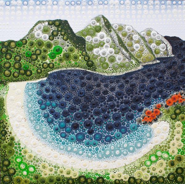Ornella Imber.  Artist - Painter
