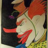 Mean Clown