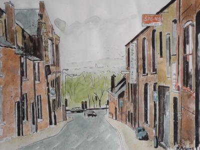 Preston Street, Exeter