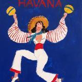 Cuba Poster circa 1935