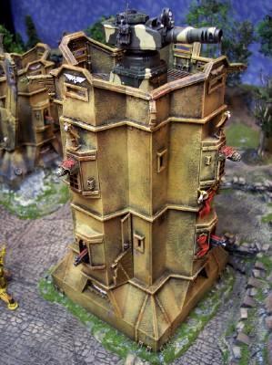 2-Story Bastion