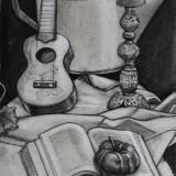 Still Life with Ukulele