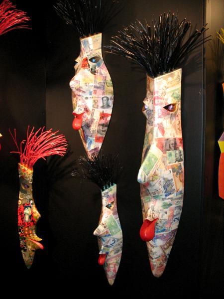 Money Masks  Baltimore 2008