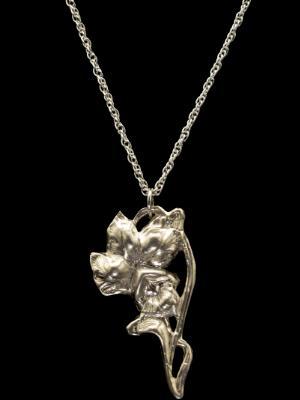 Deco Flower Necklace