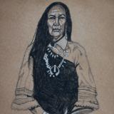 Drawings:  Portraits, Head Studies