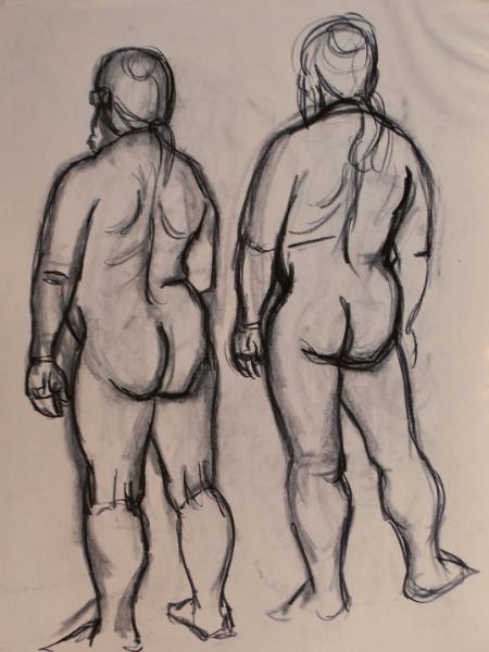 Bob, Standing Rear