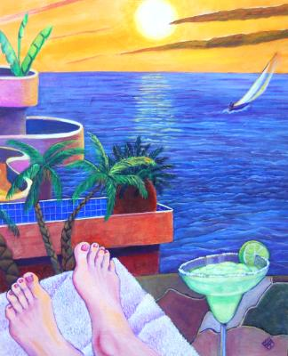 Barefoot in Cabo