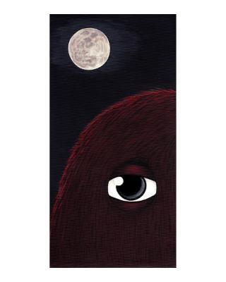Carmine and Moon