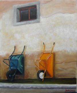 Wheelbarrows Drogaria,Almoçageme
