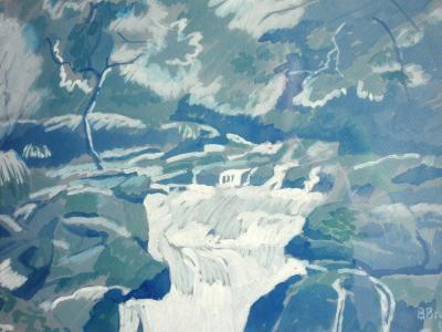 A Lake District stream