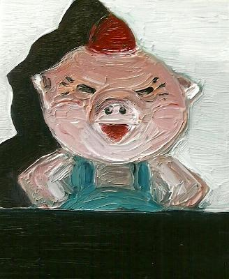 """Shadow Pig"" 2012"
