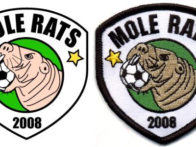 Mole Rats Logo