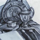 Still Life with Silver Coffeepot