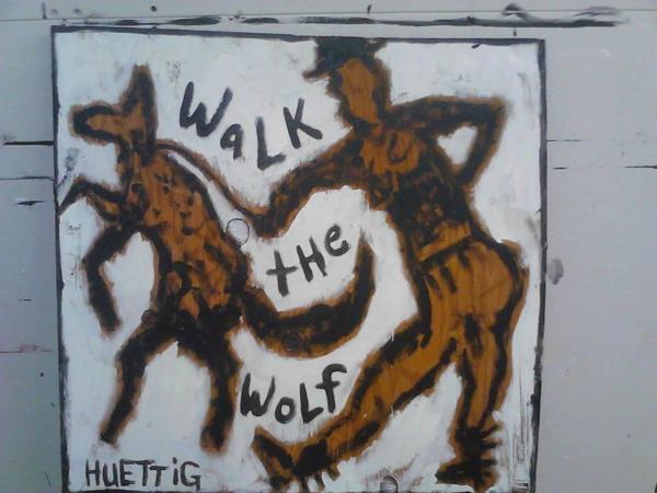 Walk The Wolf
