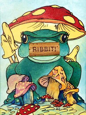 RIBBITS SHELTER