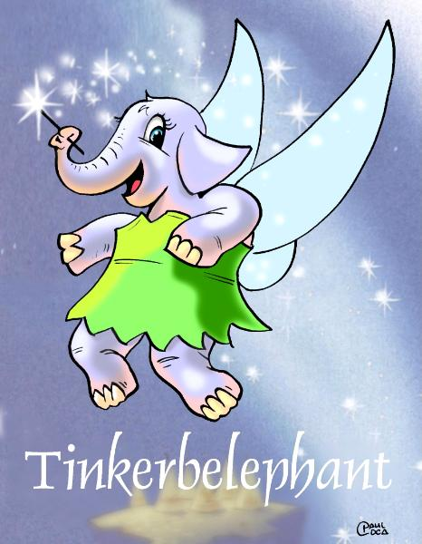 Tinkerbelephant