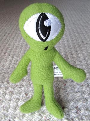 Plush Kelly Green 3