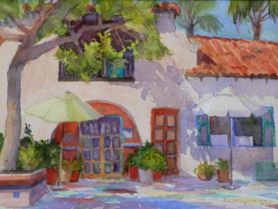 Spanish Village-Studio 7