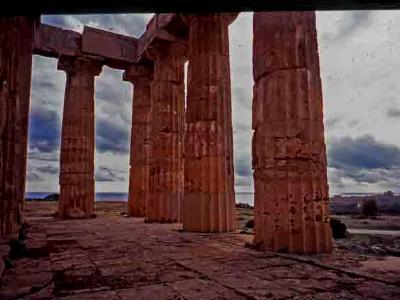 Selinunte, Sicily - Temple of Hera
