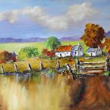 Autumn Cottages