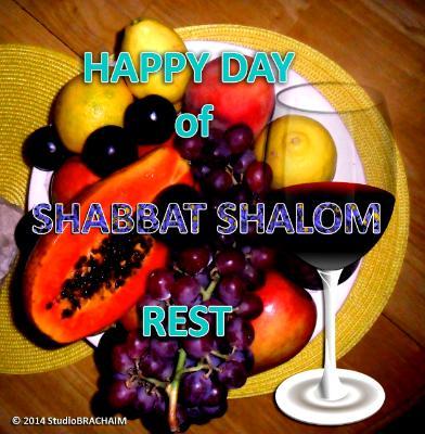 Shabbat fruits