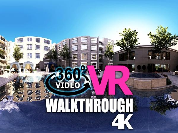360 Degree Walkthrough Animation by Yantram - Houston, Texas