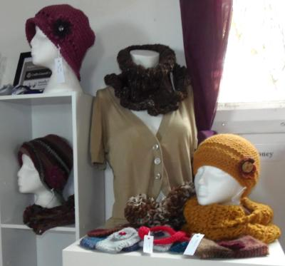 Hand Knits & crochet by Rhoda O'Dare