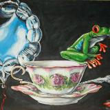 Froggy's Tea Party