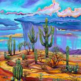 Giving Back to the Desert-SOLD