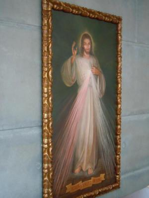 3'x6' oil    Cathedral of Christ the Light