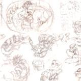 Lizard Process Work