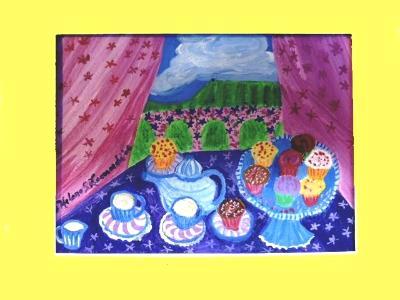 The Cupcake Tea Party