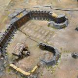 "Forge World ""Realm of battle IMPERIAL STRONGPOINT board"""