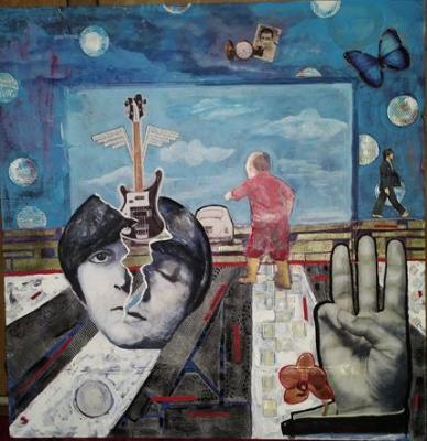 Paul, Abbey Road