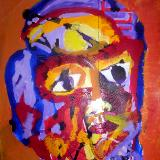 Self Portrait (the astral traveler)