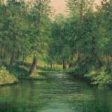 Plien air paintings