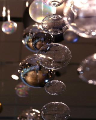 Bubbles of Glass II