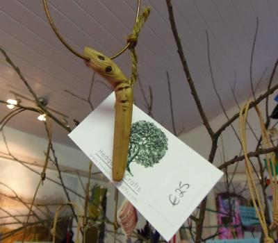 Jason Robards from Hedgerow crafts