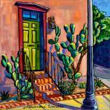 Green Door, Barrio, Tucson - SOLD